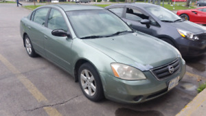 2003 Nissan Altima 2.5s Automatic FWD