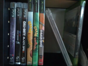 Ps3 games $5 also skyrim for 360 $10 ps2 and Xbox $2