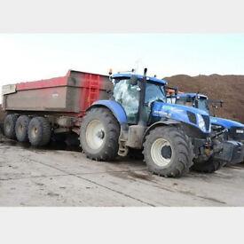 Tractor & Dumper Driver