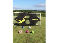 Football shootout kit