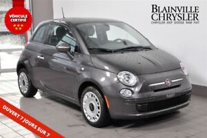 2016 Fiat 500 Pop - AIR - BLUETOOTH - CRUISE