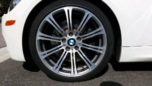 """<<<19"""" BMW M3 RIMS AND TIRES >>>"""