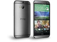 Unlocked HTC One M8 Mobile Phone - 16GB