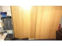 need help to dismanlte a large ikea wardrobe