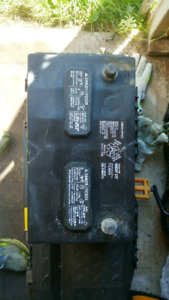 Toyota 4Runner battery