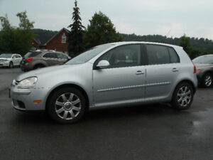 2008 Volkswagen Rabbit 2.5: Yes Only 129Kms, Auto, Drives Great!