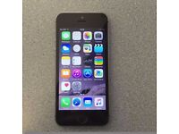 APPLE IPHONE 5S WITH RECEIPT