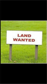 Approx 1/2 acre of land wanted! Cash waiting!