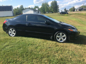 2008 Honda Civic EX Coupe (2 door)