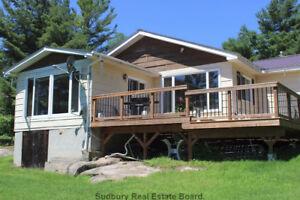 3 Bedroom Bungalow on 1.5 Acre  on Marshall Lake