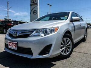 2012 Toyota Camry LE ONE OWNER+SERVICED HERE!