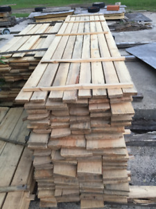 PINE WOOD STRAPPING MATERIAL FOR ROOFING
