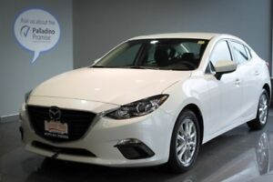 2016 Mazda 3 GS Sporty Driving Dynamics + Comfortable Ride
