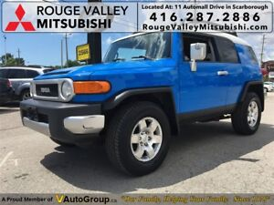 2007 Toyota FJ Cruiser BODY IN GREAT SHAPE, PRICED TO SELL !!!