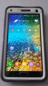 Galaxy Note 4 -- UNLOCKED -- with Otterbox Case