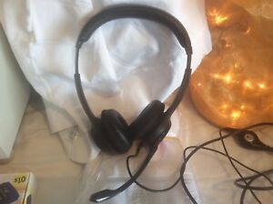 Logitech USB Headset in Excellent Condition