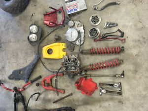 Honda 400ex parts