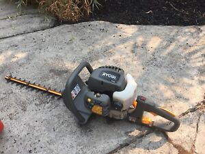 Gas hedge trimmer for sale