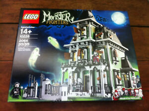 LEGO Haunted House 10228 - Brand New in Sealed Box