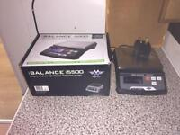 ibalance 5500 digital weighing scales with box