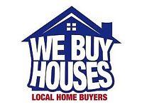 We Buy Properties!