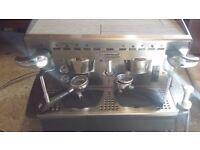 Commercial Rancilio Coffee Machine