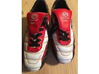 Rugby boots size 4