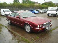 Jaguar X J executive Saloon