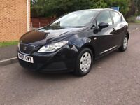 2009 Seat Ibiza Ecomotive Tdi Turbo diesel cheap to run free road tax 60+ mpg