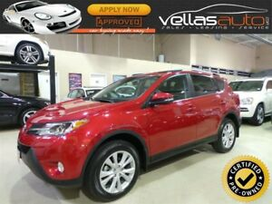 2015 Toyota RAV4 Limited LIMITED| AWD| NAVIGATION| SUNROOF