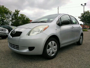NEW BRAKES, TIRES, FUEL EFFICIENT- 2007 TOYOTA YARIS, AUTOMATIC