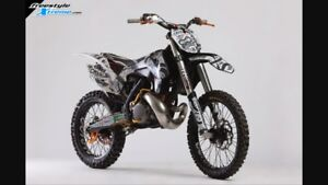 Looking for a ktm 250 2 stroke