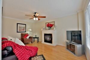 For Sale - Ceiling fan and Fireplace