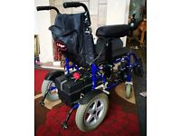 Battery Powered Electric Wheelchair