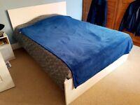 SUPERB NEW JOHN LEWIS DOUBLE BED FRAME