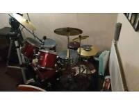 Performance percussion drumkit