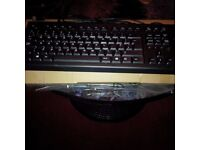 Multimedia & Logitech mouse Brand new