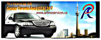 Limo Service - Airport, Point-to-Point, Casino & Winery Tours...