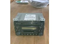 Clarion PS 2589 Car Radio With Cd & Cassette Player