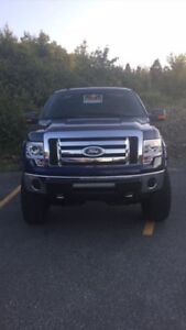 2009 Ford F-150 lifted