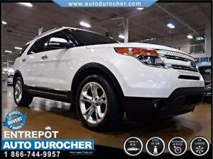 2014 Ford Explorer LIMITED - AUTOMATIQUE - TOUT ÉQUIPÉ
