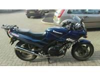 For sale blue GPZ 500s