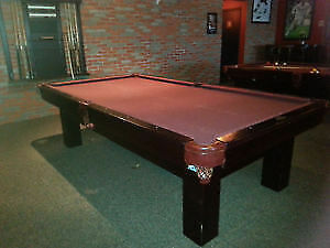 Table de Billard palason de Luxe 4.5 x 9