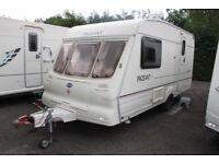 Bailey Pageant Magenta 2001 2 Berth Caravan + Motor Movers