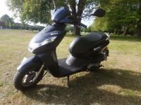 KISBE 100 / LOW MILEAGE / FULL SERVICE HISTORY