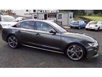 2013 Audi A6 2.0 TDi SLine, 70000miles, upgrade alloys, full Audi Service history