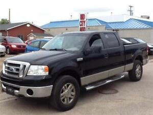 2008 Ford F-150 XLT 238KMS $6995 FIRM MIDCITY 1831 SASK AVE