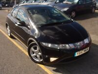 Honda Civic 1.8 i-VTEC EX Hatchback 5dr/WELL MAINTAINED/DRIVES MINT