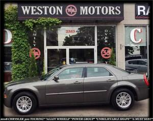 2008 Chrysler 300 TOURING*CHROME WHEELS*POWER GROUP*A MUST SEE!!