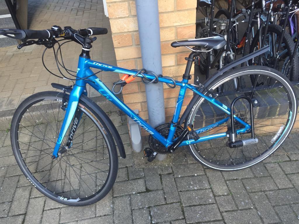 Giant Liv Thrive 2 Women S Hybrid Bike 10 Months Old In